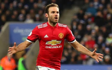 JUAN MATA SIGNS 2 YEARS CONTRACT EXTENTION AT MANCHESTER UNITED