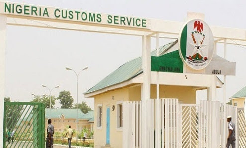 NIGERIAN CUSTOMS SEIZE 1,682 WRAPS OF CANNABIS WELL HIDDEN IN A DEAD BODY