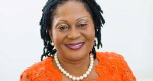 GHANA'S EX- FIRST LADY FINALLY GRADUATES FROM UNIVERSITY