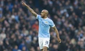 MANCHESTER CITY'S FABIAN DELPH JOINS EVERTON FOLLOWING LIMITED PLAY TIME AT CITY
