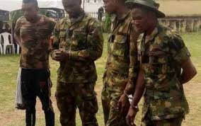 BRIGADE COMMANDER CONFIRMS ARREST OF SOLDIERS WHO RAPED 300 LEVEL STUDENT OF AAUA