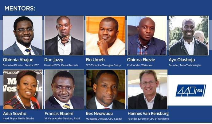Don Jazzy, Elo Umeh, Obinna Okezie, Others Join 440NG To Mentor Entrepreneurs