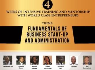 Free Entrepreneurship Workshop: Fundamentals of Business Start-Up and Administration