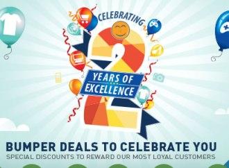 Konga To Reward Customers In 2nd Anniversary Celebration