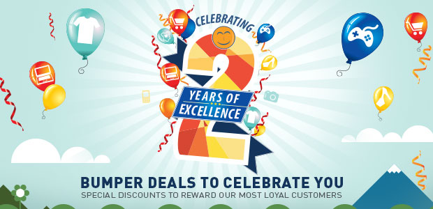 Konga To Reward Customers In 2nd Anniversary Celebration