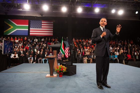 Obama's Young African Leaders Initiative: White House facts