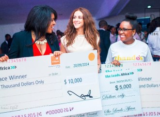 Tastemakers Africa Clinches GT Bank's $10,000 She Leads Africa Prize