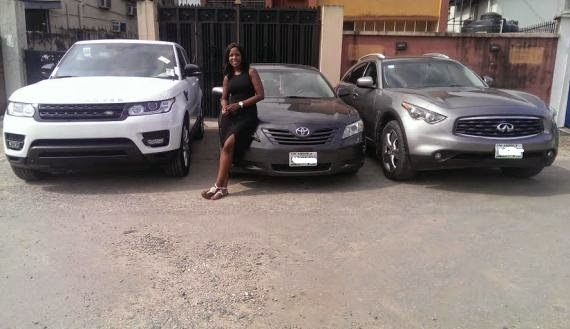 Linda Ikeji Acquires $153,000 Range Rover, Plans to Fund Startups