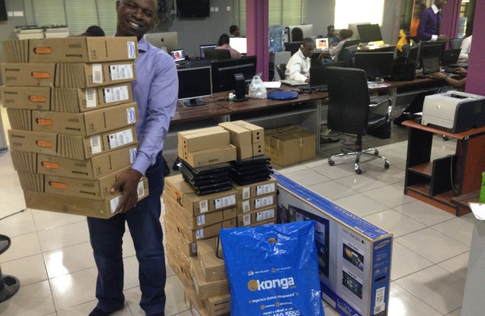 Konga Just Got 5,000 Pick-up Centers! Delivers Near You!
