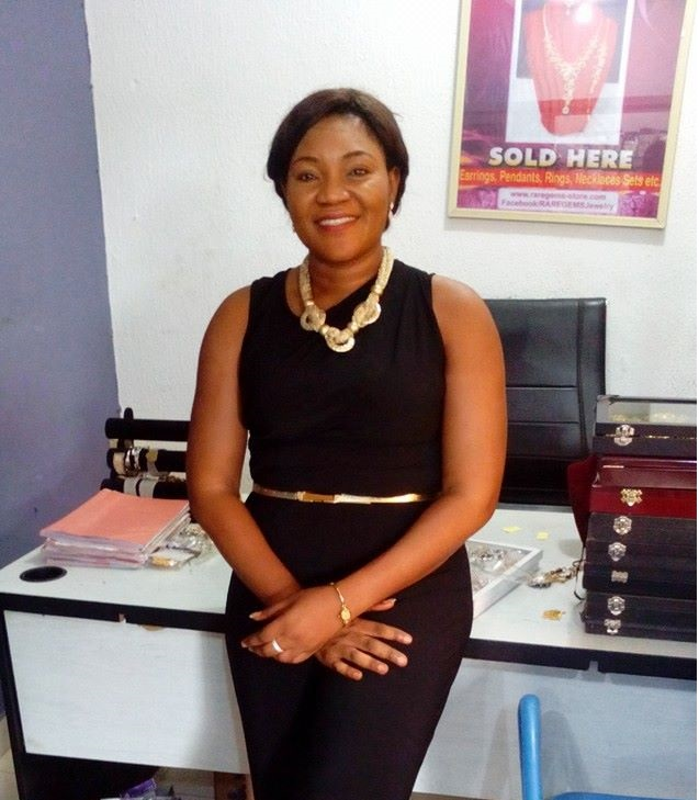 Talatu Olulana - CEO Rare Gems Jewelry