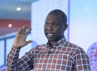 """If you cannot spot the gap, you can't win""- Sim Shagaya's message to entrepreneurs"