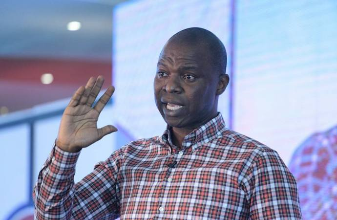 """""""If you cannot spot the gap, you can't win""""- Sim Shagaya's message to entrepreneurs"""