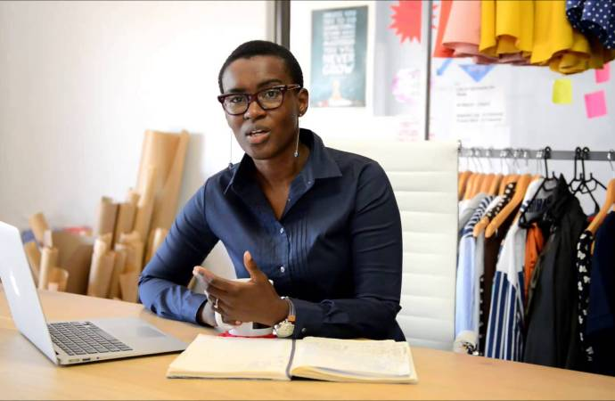 Meet Ally Angula – Namibian Woman Entrepreneur Navigating the World Stage Like A Pro