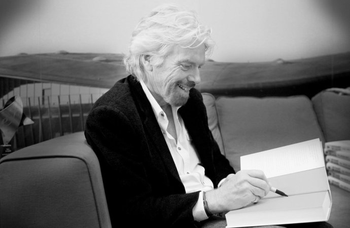 'I'm Wealthy Because I'm Happy' – Richard Branson Writes Letter To Entrepreneurs