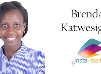 Meet Brenda Katwesigye: The Entrepreneur providing instant health access