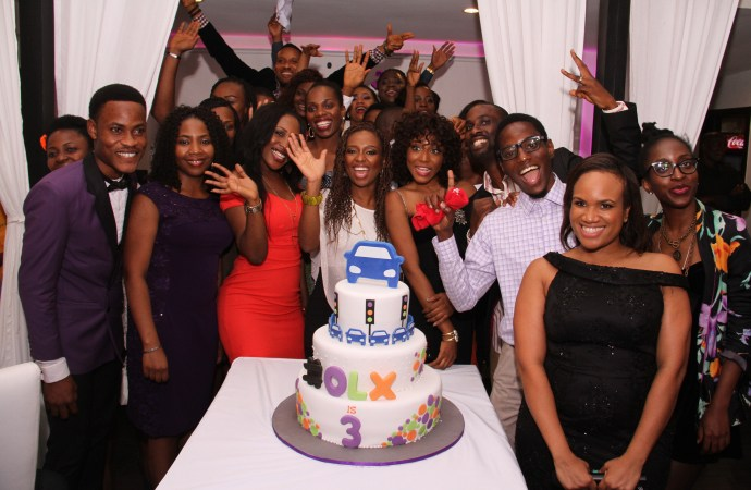 After surviving the Orekoya kidnap saga, OLX celebrates third anniversary in style