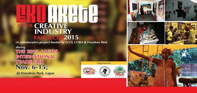'Eko Akete' To Strengthen Links Between Creative Industry and Formal Business