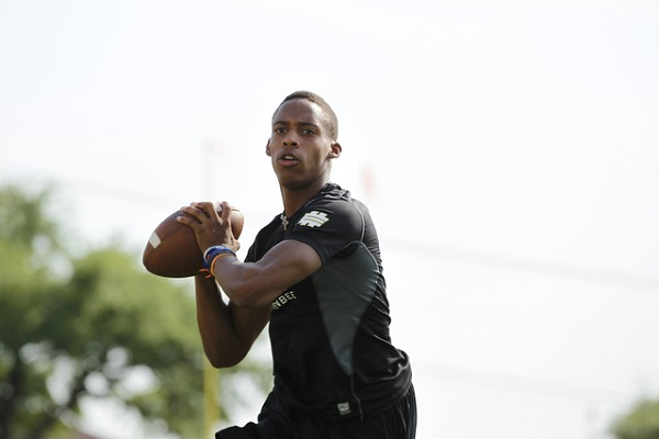 ESPN Rise Elite 11 Regional Quarterback Camp at TCU