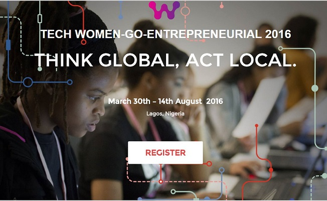 Women In Tech: $15,000 grant for female Nigerian techies in the Tech Women-Go-Entrepreneurial program