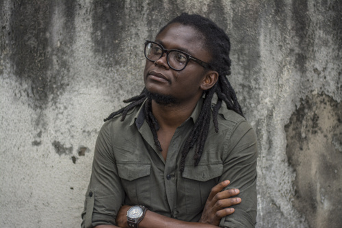 Emeka Okereke; Founder Invisible borders