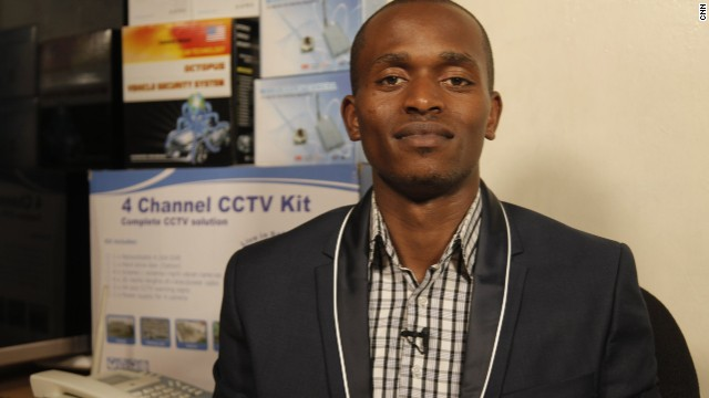 Kelvin Macharia Kuria