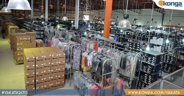 Konga warehouse