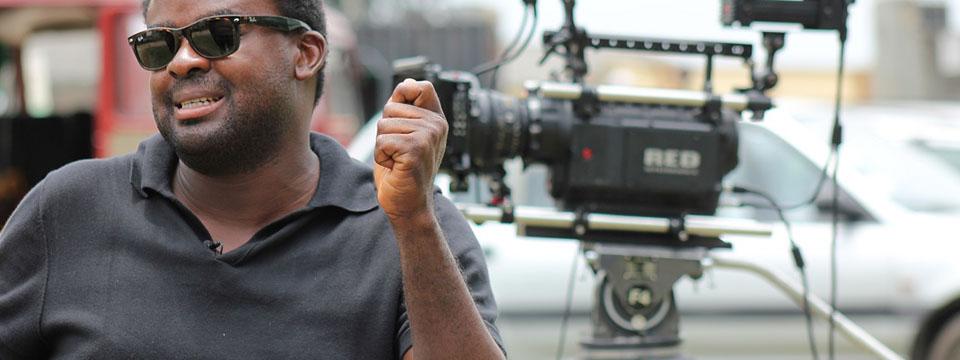 Award-winning Nigerian actor and filmmaker Kunle Afolayan