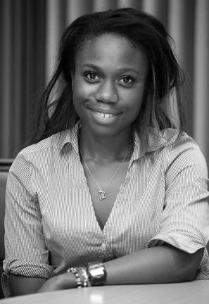 Yasmin Belo-Osagie; Co-founder, She Leads Africa