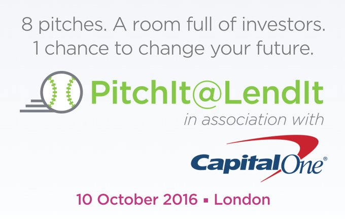 'PitchIt @ LendIt' fintech startup competition calls for applications