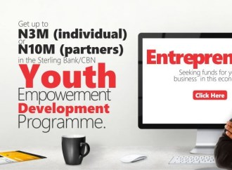 Sterling bank youth entrepreneurship development program: Apply now!