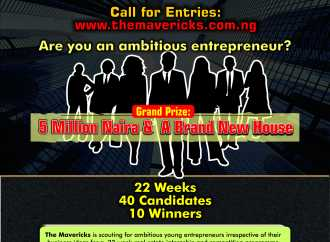 The Mavericks: Are you a real estate entrepreneur? Register to win N5m and a new house