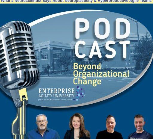 Beyond Organizational Change – Podcast (Ep 01)