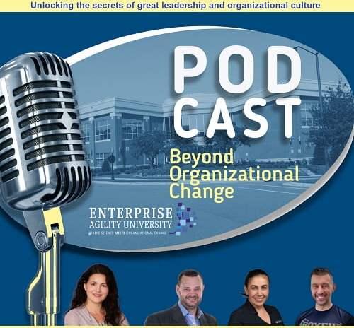 Beyond Organizational Change – Podcast (Ep 04)