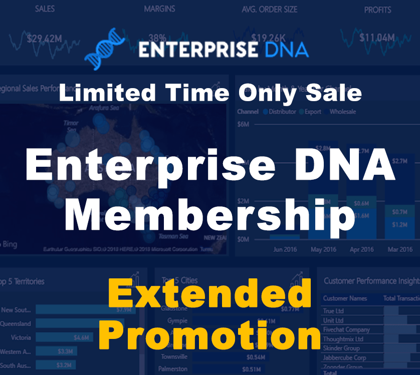 Summit Promo Sale - Enterprise DNA