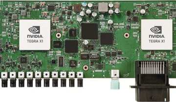 connected card Nvidia