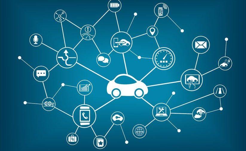 5g v2v connected cars