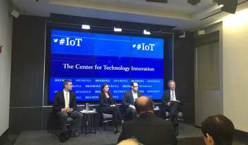 IoT panel brookings
