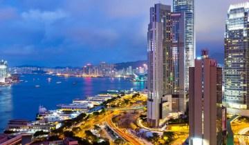 huawei 3 hong kong NB-IoT smart city