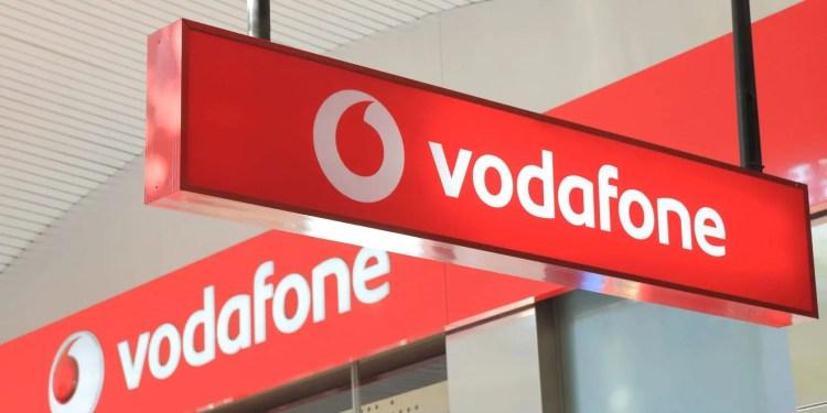 NB-IoT Vodafone