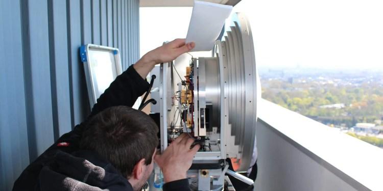 millimeter wave transmission