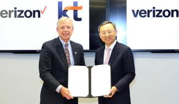 Verizon 5G KT Korea Telecom