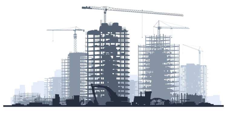 construction smart buildings