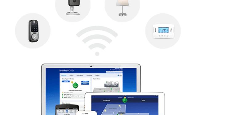 smart home comcast icontrol