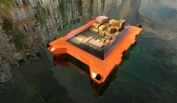 autonomous boats