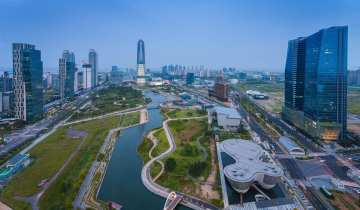 smart city initiative korea