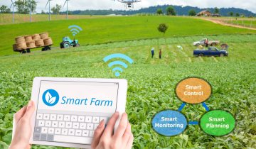 iot smart farming precision agriculture