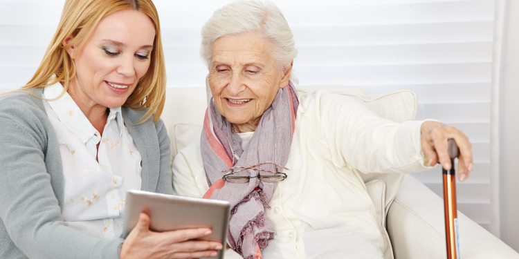 vodafone assisted living healthcare