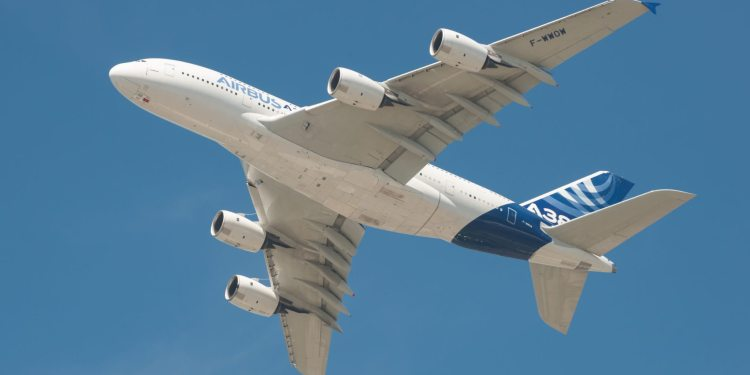 airbus IoT asset tracking digital transformation