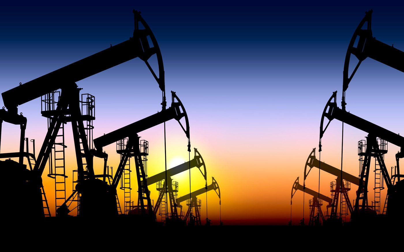 Upstream oil and gas industry uses sensors and servers to