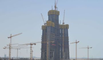 jeddah tower smart city saudi arabia